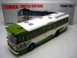 画像1: 日野RB10型広島電鉄バス LV-23d