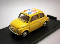画像1: Fiat500 F 黄 (ジール特注)