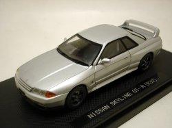 画像1: 日産 スカイライン GT-R(R32) SILVER