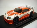 au CERUMO SUPRA  JGTC 2002 WHITE/ORANGE