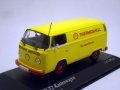 VW T2 Kastenwagen 1972  yellow