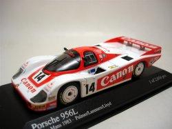 画像1: Porsche956L 14 Lammers/Palmer/Lloyd 24h Le Mans 1983