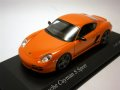 PorsheCayman S sport(987) 2008 Orange
