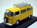 VW T2 Bus 1972 Yellow