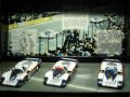 Porshe 956L wins1982 24h LeMans1-2-3  3car set