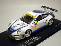 画像1:  Porshe911 GT3 RSR 12h Sebring 2007 NO.73