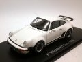 PORSHE 911 TURBO 1975 White