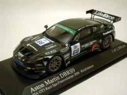 画像1: AstonMartin DBRS9 Barwell Motorspot Alexander/Needell FIA GT3 Race Spa '06 #66