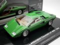 Lamborghini Countach LP400 1970 Green