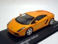 Lamborghini Gallardo 2004 Orange metallic