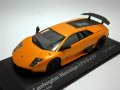 Lamborghini Murcielago LP670-4 SV 2009 Orange Mettallic