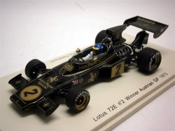 画像1: Lotus 72E #2 Austrian GP 1973 Ronnie Peterson