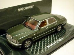 画像1: Bentley Arnage R redLabel2002 GreenMetallic