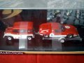 Mini Moke & Lotus 47GT Golf Leaf Trailer