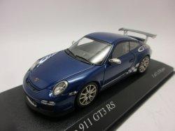 画像1: ポルシェ 911 GT3 RS  2010 青メタリック