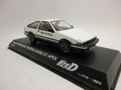 画像1: スプリンタートレノ(AE86)GT APEX 頭文字D