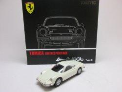 画像1: ディノ 246 GT Type E 白