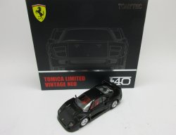 画像1: フェラーリ F40 黒