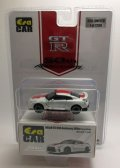 日産 GT-R (R35) 50th Anniversary 白